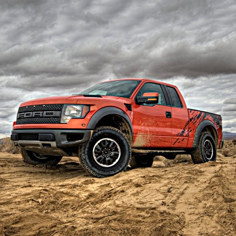 All-New 2010 Ford F-150 SVT Raptor