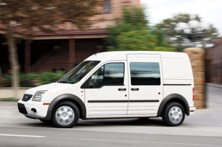 Small Business Fleets Invest in Transit Connect