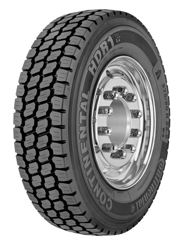 Gaining SmartWay Traction: Continental Introduces HDR1 Eco Plus