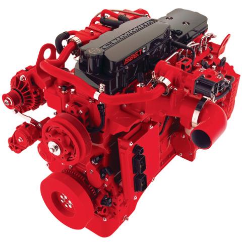 Cummins Receives EPA 2010 Certification for Heavy-Duty & Midrange Engines