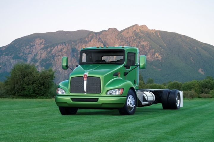 Some Kenworth Hybrid Models Qualify for IRS Tax Incentives