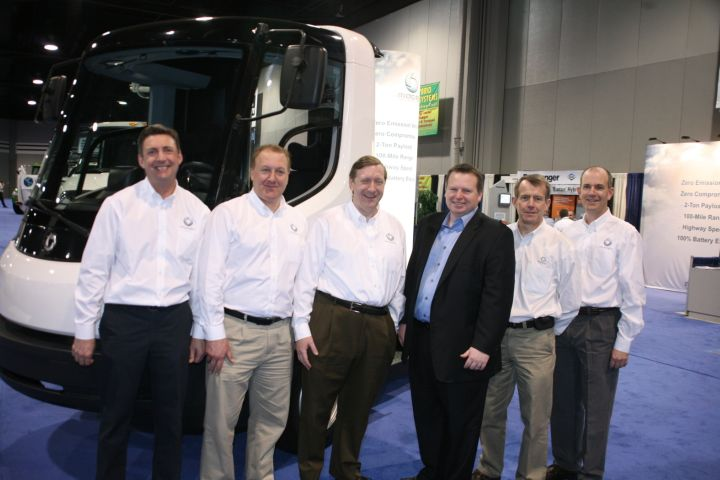Electric Truck Named Most Innovative New Product at The Work Truck Show