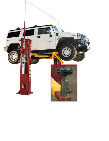 Mohawk Introduces Screw-Type Lift Pads