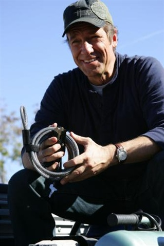 Master Lock Partners With Mike Rowe to Promote Work Truck Security