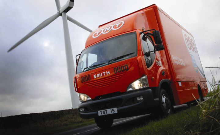 Valence Powers World's Largest Electric Truck