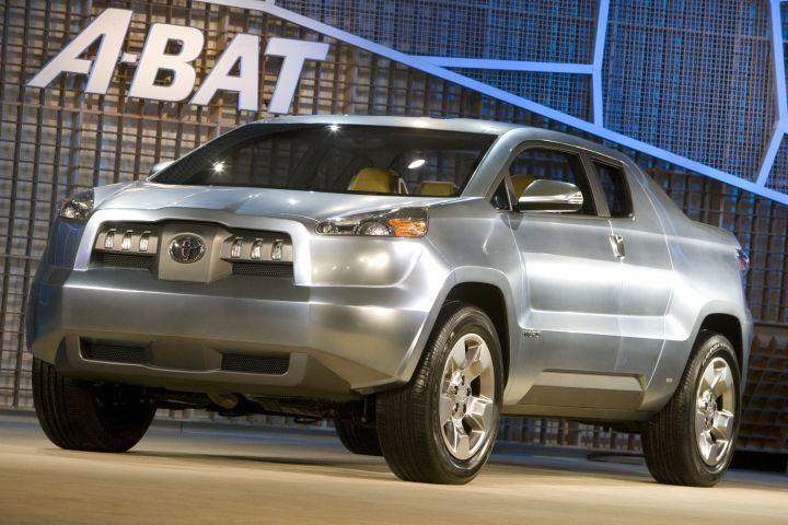 Toyota Showcases A-BAT Hybrid Concept
