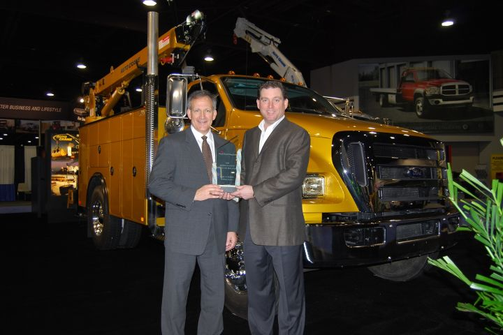 Ford F-Series Super Duty Selected 2008 Medium-Duty Truck of the Year
