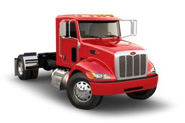 Peterbilt Introduces Extended Day Cab to Medium-Duty Product Line