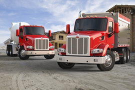 Rollover Protection added to Peterbilt Vocational Trucks