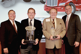 Peterbilt Announces Medium-Duty Dealer of the Year