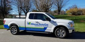 Alliance Auto Gas Lowers V-6, V-8 Engine Emissions
