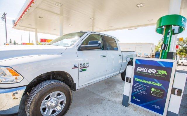 Propel Expands Renewable Diesel Fleet Access in SoCal