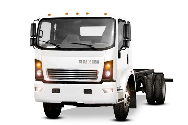 Rainier Updates Truck with Bolder Look