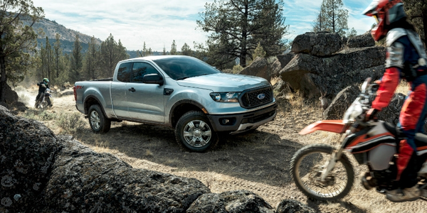 Do you see the Jackalope hidden in the photo? (Photo courtesy of Ford Motor Co.)