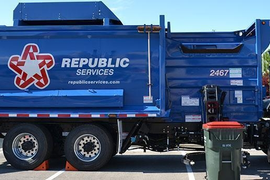 Republic Services Reduces Emissions with Renewable Natural Gas