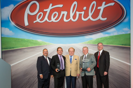 Peterbilt Names Medium Duty Dealer of the Year