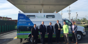 N.J. Gas Utility Adds 100th CNG Vehicle