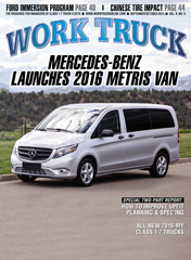 Work Truck Increases Magazine Frequency to Monthly