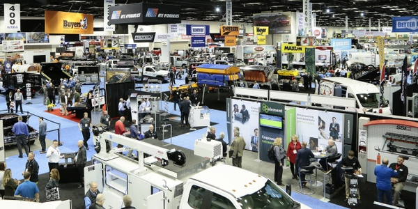 The Work Truck Show 2018 included 13,570 attendees from 21 countries and all 50 states plus...