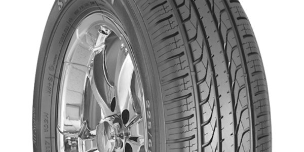 Each of the tires will be available in 50 p-metric and LT sizes in 16- to 20-inch diameters to...