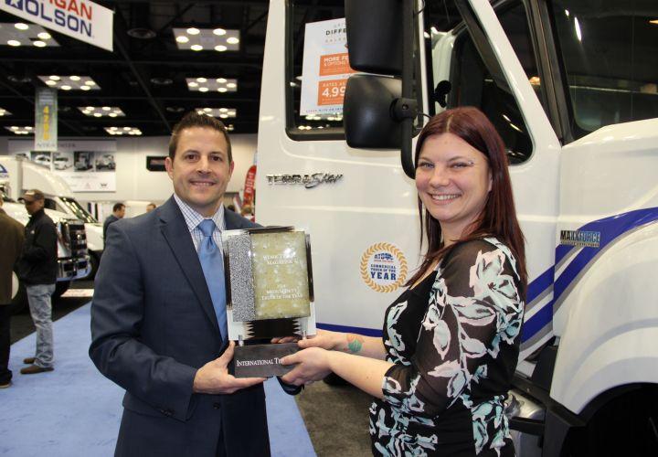 2014 Medium-Duty Truck of the Year Named