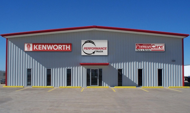 Full-Service Kenworth Dealership Launched in Victoria, Texas