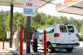 Pa. Utility Awarded Grant for CNG Vehicles