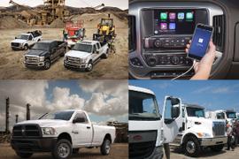 Truck and Van News: Ford Super Duty, Ram Trucks, Peterbilt Medium Duty