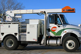 Dueco Delivers Odyne-Equipped Trucks to Wisconsin Utility