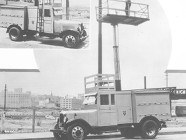 Duquesne Light Co. used these upfit trucks for their electrical serving needs with early...