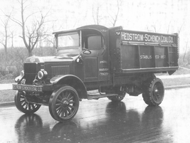Hedstrom-Schenck Coal Company utilized these upfitted models for moving and delivering coal in...