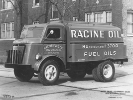 Before there was a gas station on every corner, fuel trucks delivered fuel to those in need,...