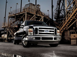 Ford repeated its Medium-Duty Truck of the Year win again in 2010 with the Super Duty. (Photo...