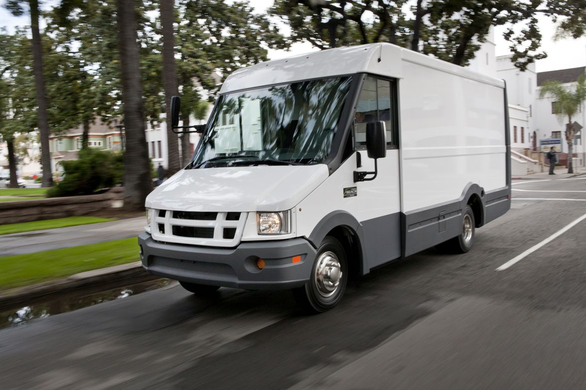 In 2012, the Isuzu Reach was honored as the Medium-Duty Truck of the Year, for Isuzu Commercial...