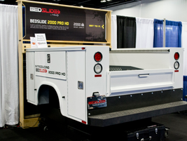 The Bedslide 2000 Pro HD has a 2,000-lb weight capacity.