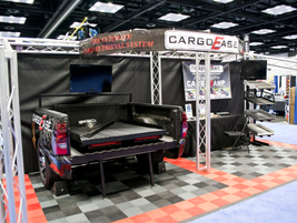 The CargoEase cargo retreival system.