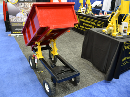 Worksafe USA booth
