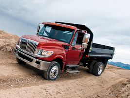 International recieved the honor in 2014 for the TerraStar 4x4 truck. (Photo courtesy of...