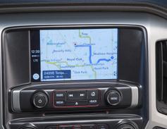 2016 GMC Sierra Apple CarPlay