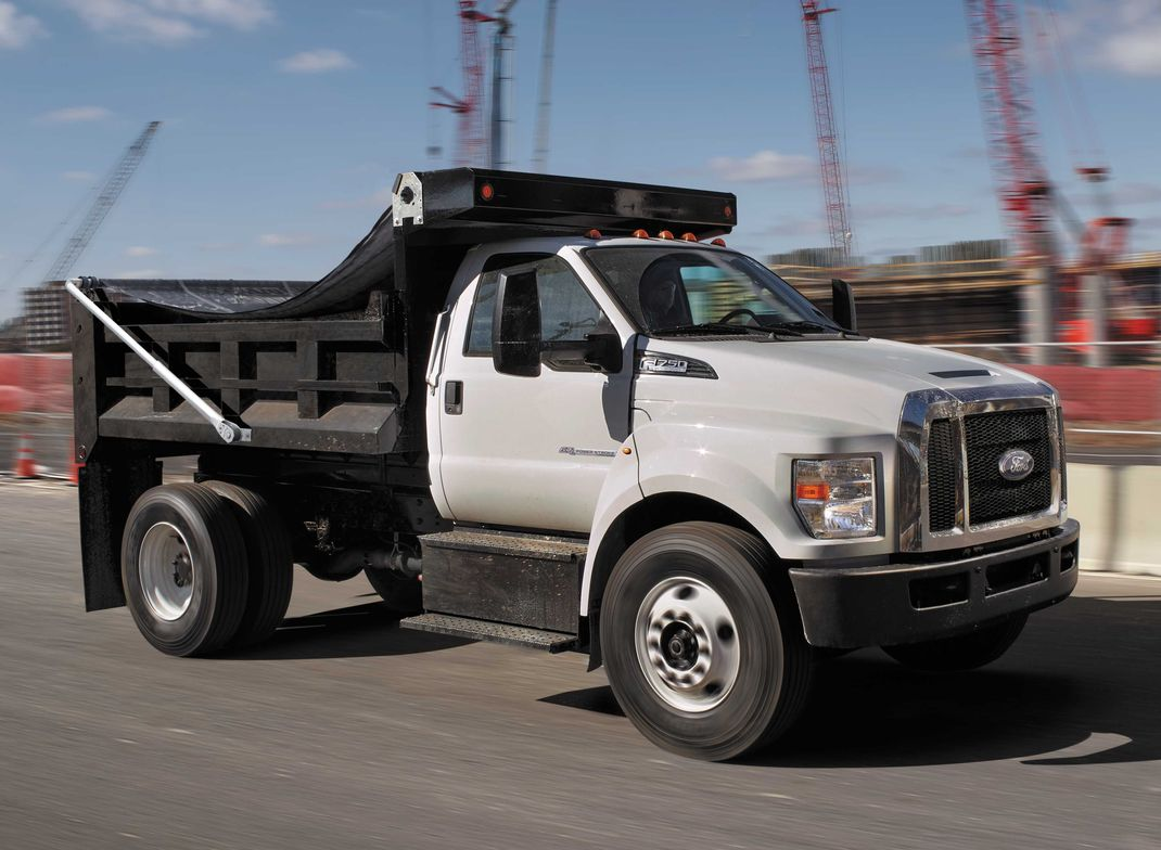 The 2017 Medium-Duty Truck of the Year was presented to Ford for the F-650/F-750, making Ford...
