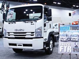 Isuzu Commercial Truck of America took home Work Truck's 2018 Medium-Duty Truck ofthe Year award...