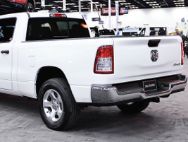 The 2019 Ram 1500 Tradesman model was launched, a package designed for commercial fleets.