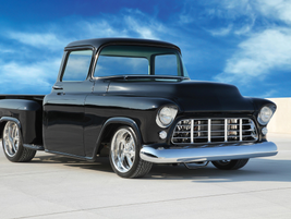 This gem of a vehicle, a 1959 Chevrolet 3100 Custom Pickup, sold for $121,000 in Scottsdale,...