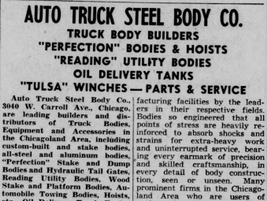 Arlington Heights Herald image courtesy of Auto Truck Group from 1958