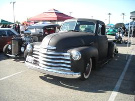 A Chevrolet 3100.