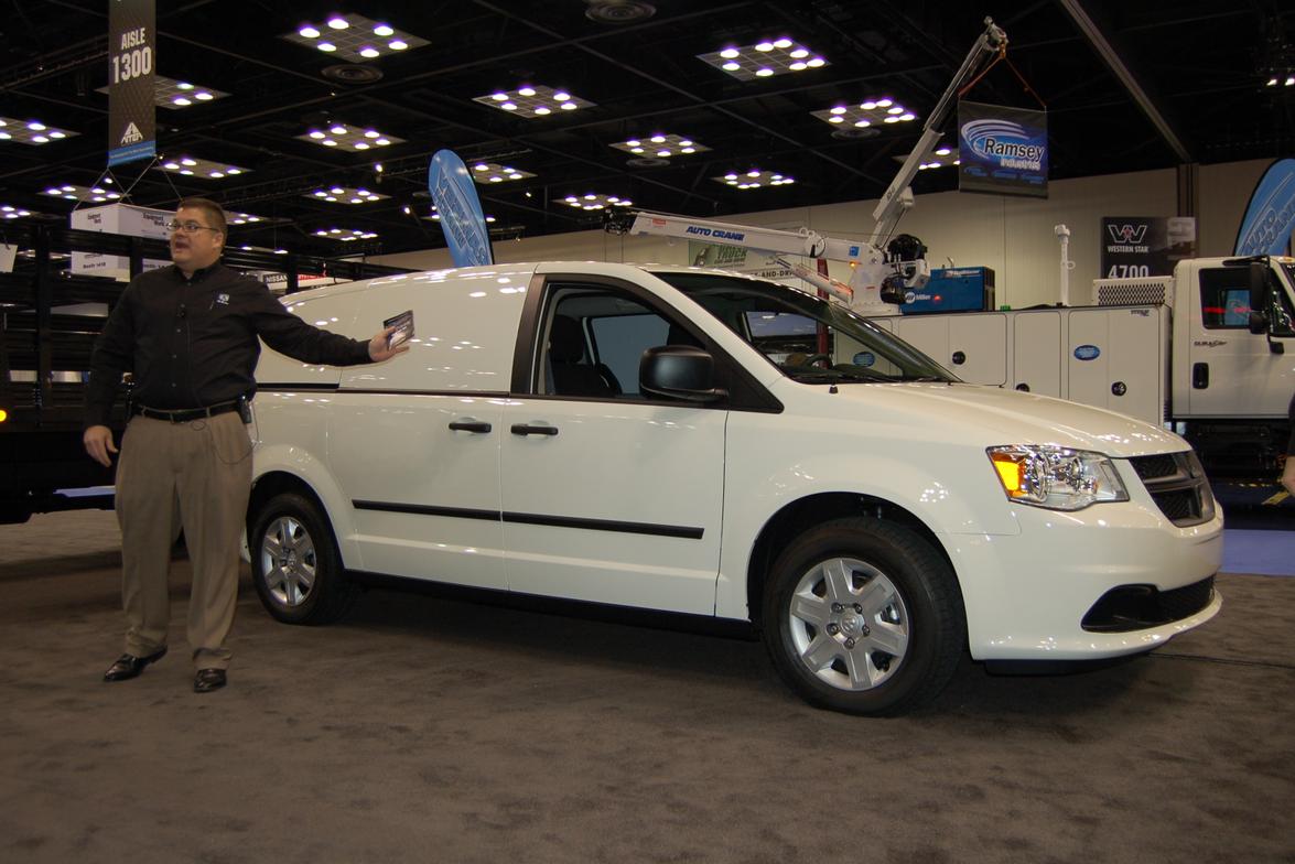 2011 NTEA Work Truck Show