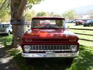 A 1963 Chevrolet K-20 Pickup.