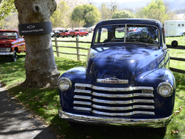 An example of a 1948 Chevrolet Pickup 3100
