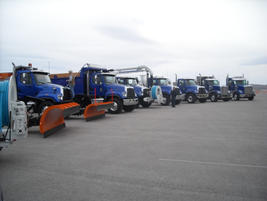 Freightliner Ride & Drive Event, Las Vegas