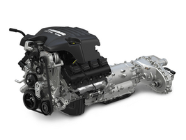 Among the MY-2013 Ram 1500's features are a new 3.6L Pentastar V-6 engine.